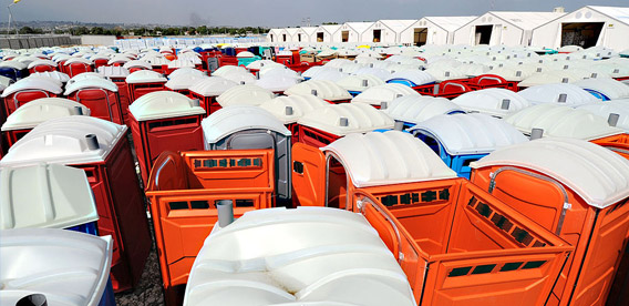 Champion Portable Toilets in Shafter,  CA